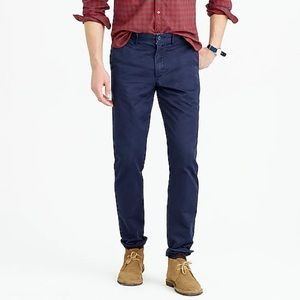 J. Crew 770 Straight Fit Pant in Broken In Chino